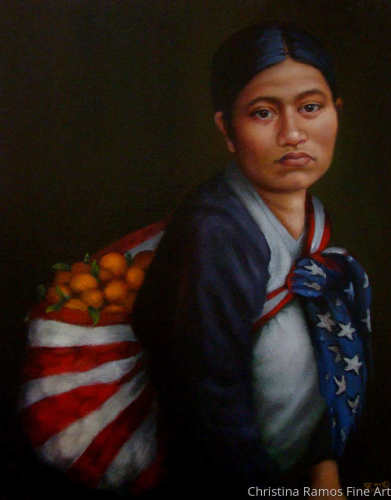 The Harvest by Christina Ramos