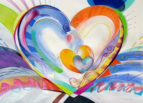 Crazy Love Heart