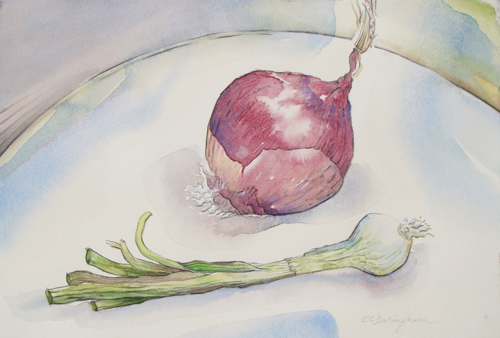 Two Onions (large view)