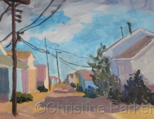 Beach Cottages Series