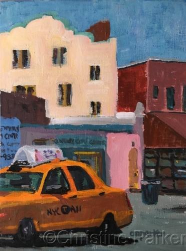 Seventh Avenue, Greenwich Village