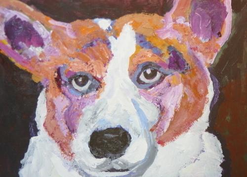 Joyce's Dog