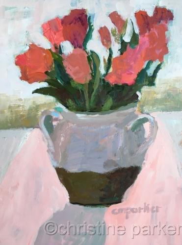 Flowers in Vase 2/15/16