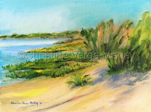Bay Park Beach