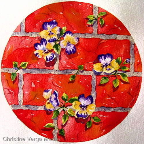 Pansy & Brick Design for Giftwear