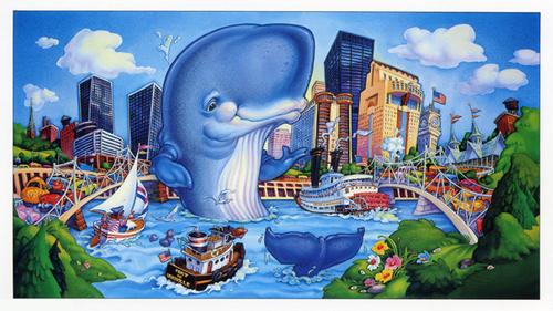 Amoco Whale