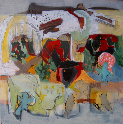 NM6 by CYNTHIA HUFF