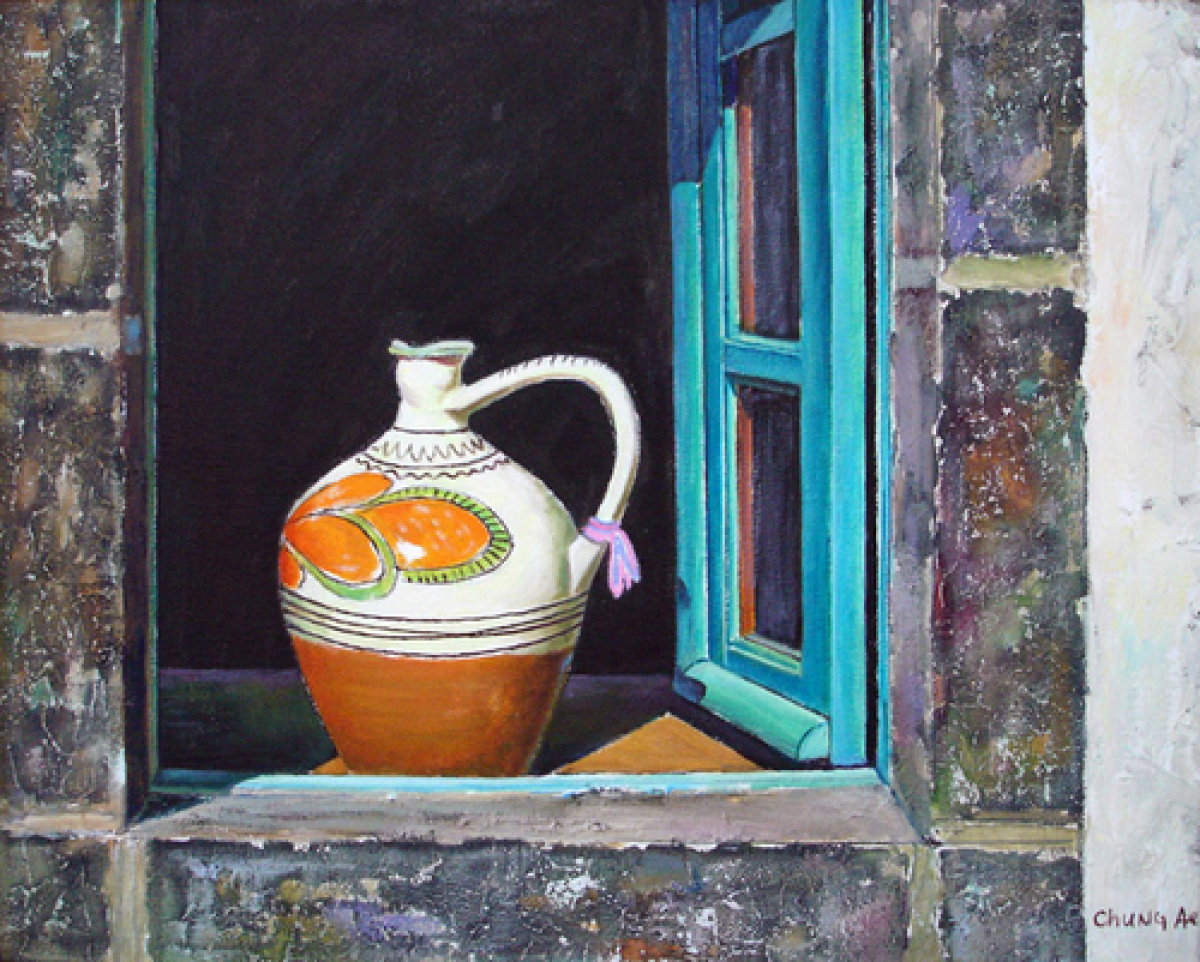 Jug in the Window (large view)