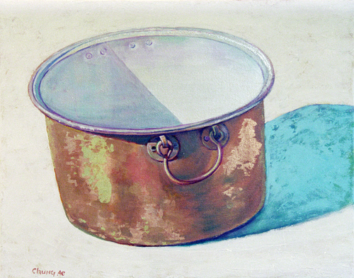 copper pot (large view)