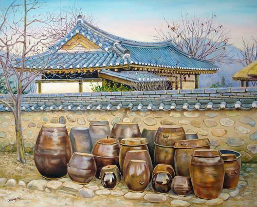 Korean Pots (large view)