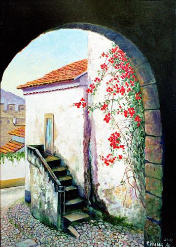 Obidos Portal (large view)