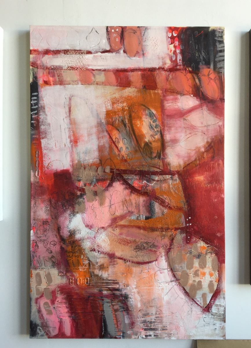 Large Abstract Art/Painting Contemporary (large view)