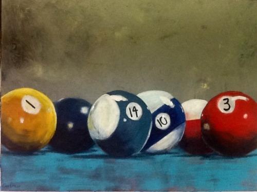 """Pool Balls"""