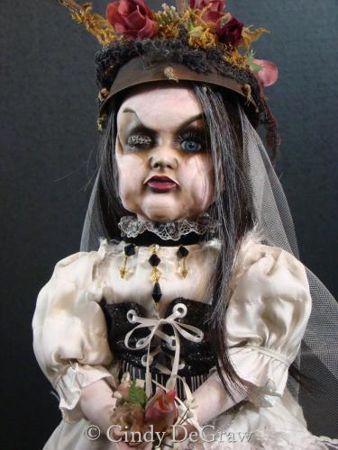Creepy Bride