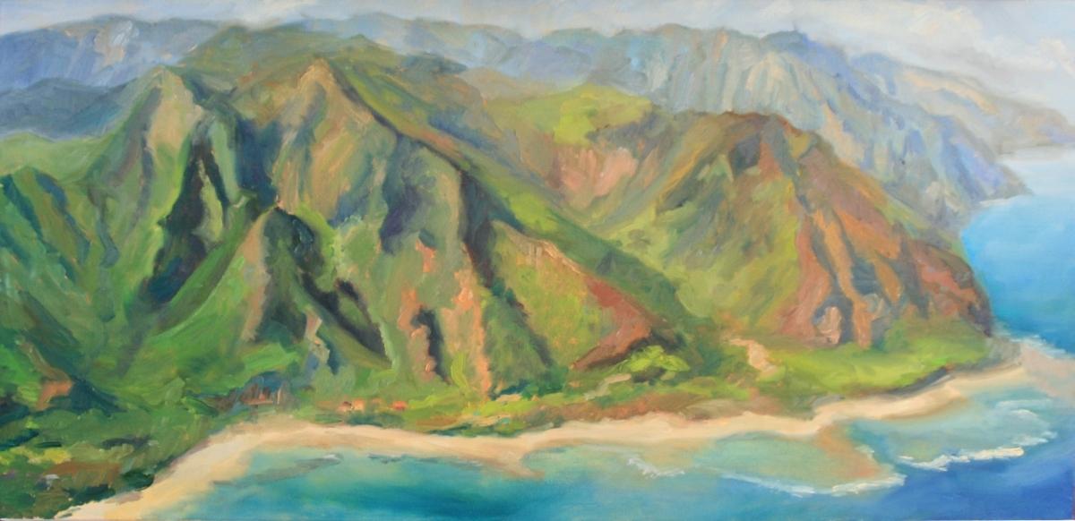 Lani and Lanikai (Heaven and Heavenly Seas) (large view)