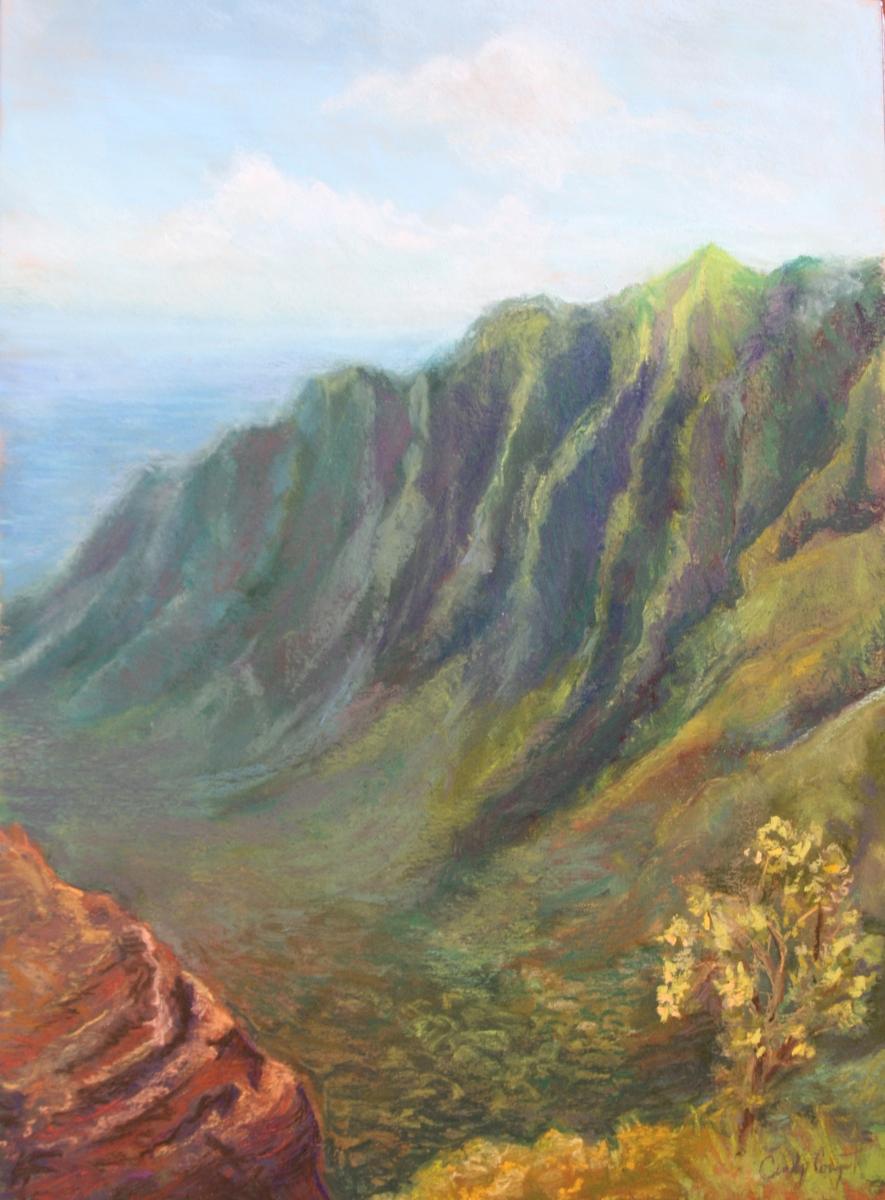 Kalalau Lookout (large view)