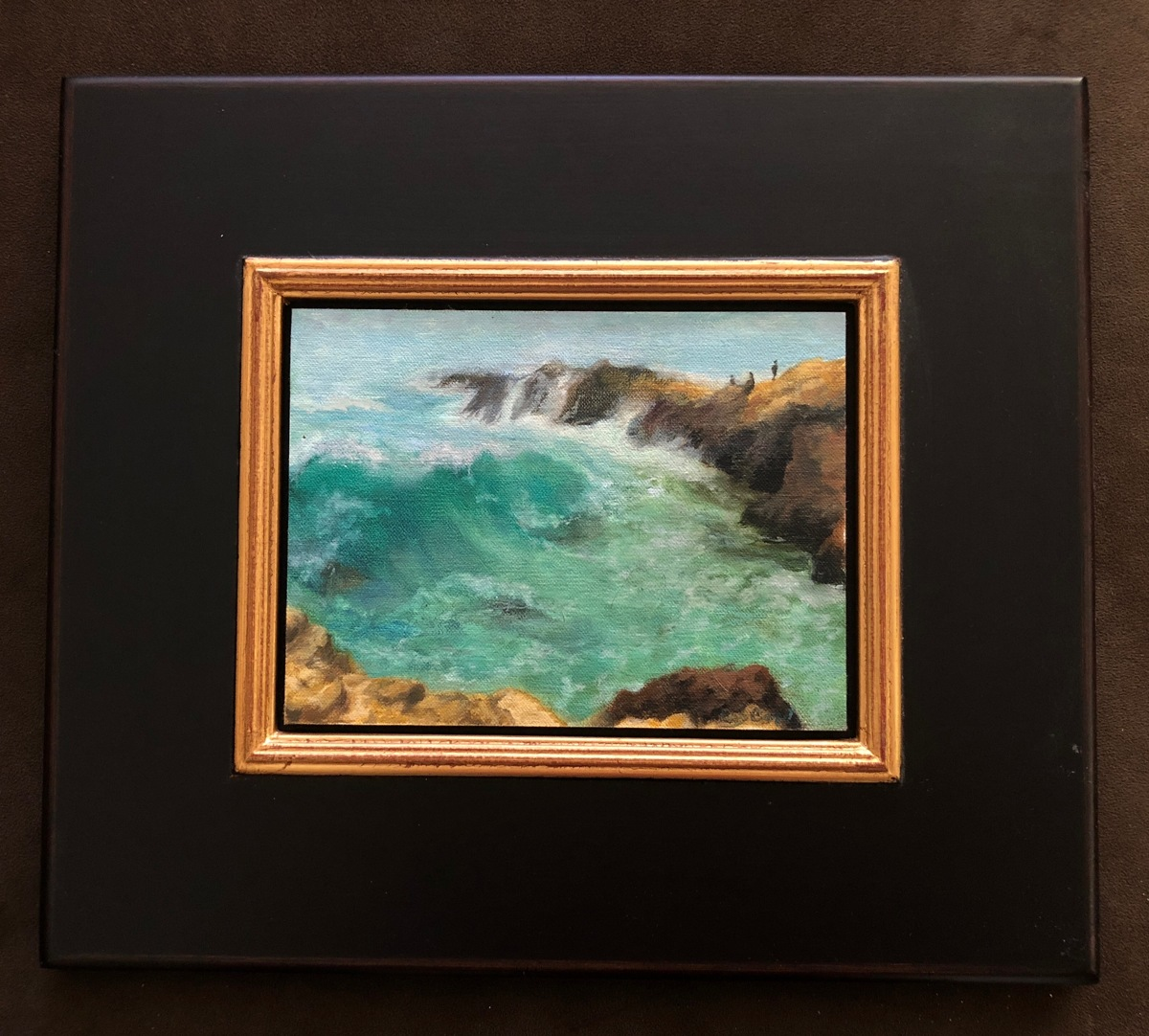 Tres Amigos, Leo Carrillo- Malibu (large view)
