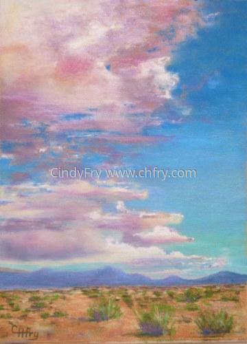 Desert Clouds 2