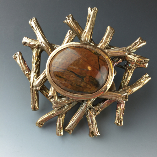 Branch Brooch