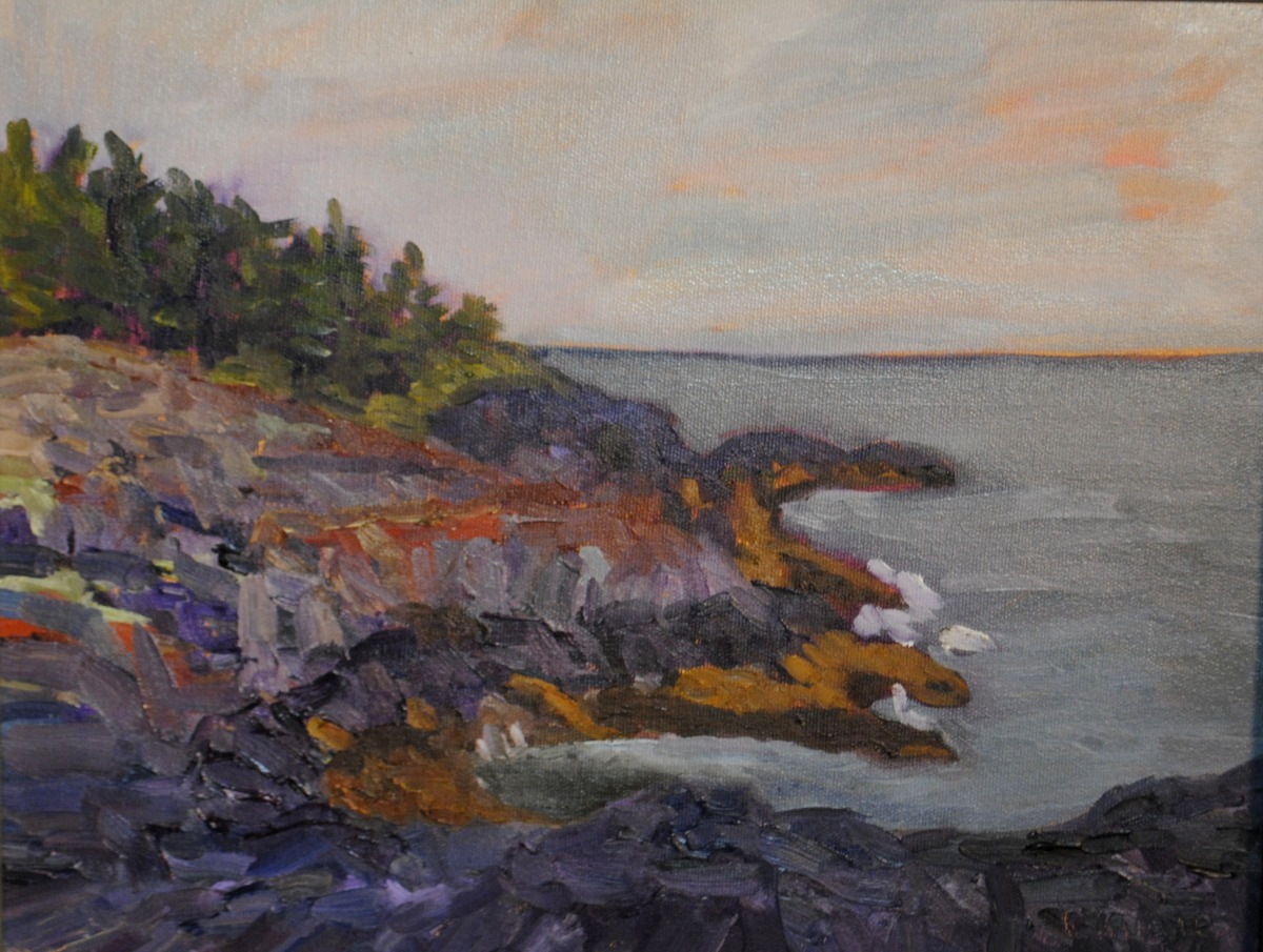 Lobster Cove, Monhegan Island, Maine (large view)