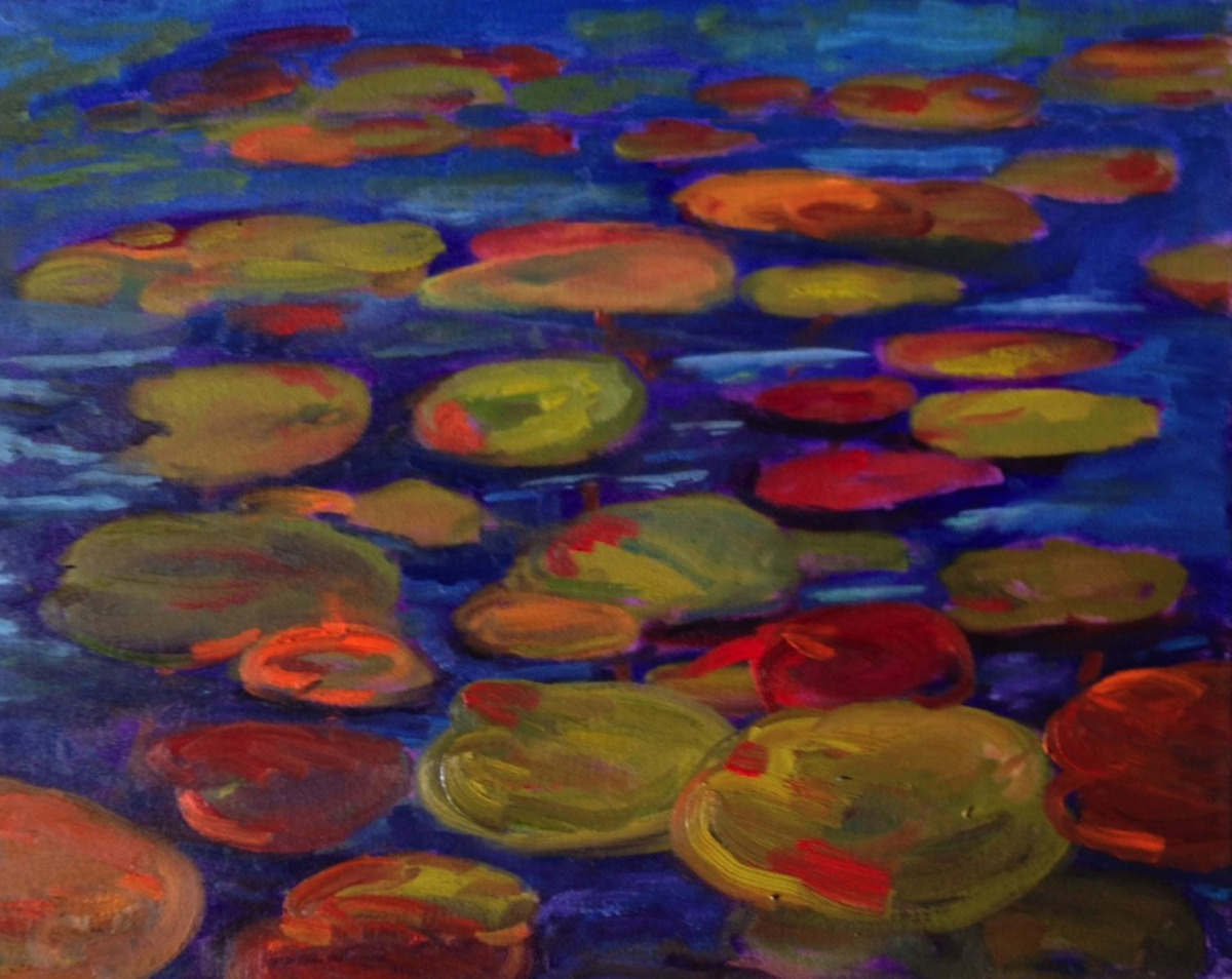 Water Lilies  (large view)