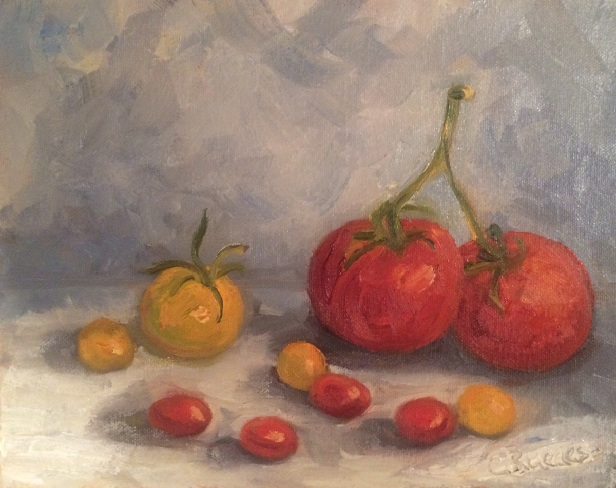 Tomatoes (large view)