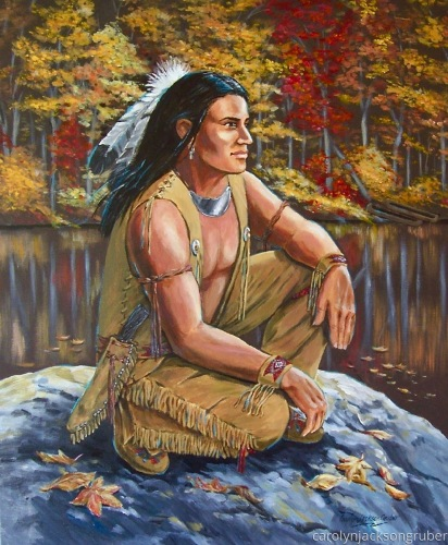 Wohali, of the Cherokee