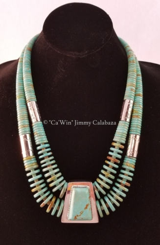 Double Strand Center Box by CaWin Jimmy F Calabaza