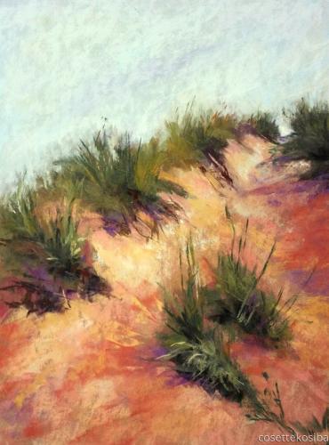 Sand Dunes by Cosette Kosiba
