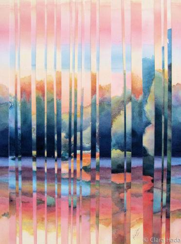Celebration Sunrise by Clara Hada