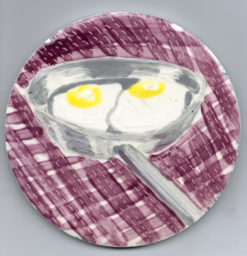 Fried Eggs Tile