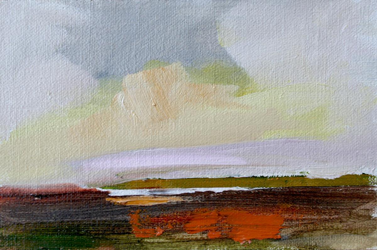 (Mini) Salt Marsh Ogunquit River #3 (large view)