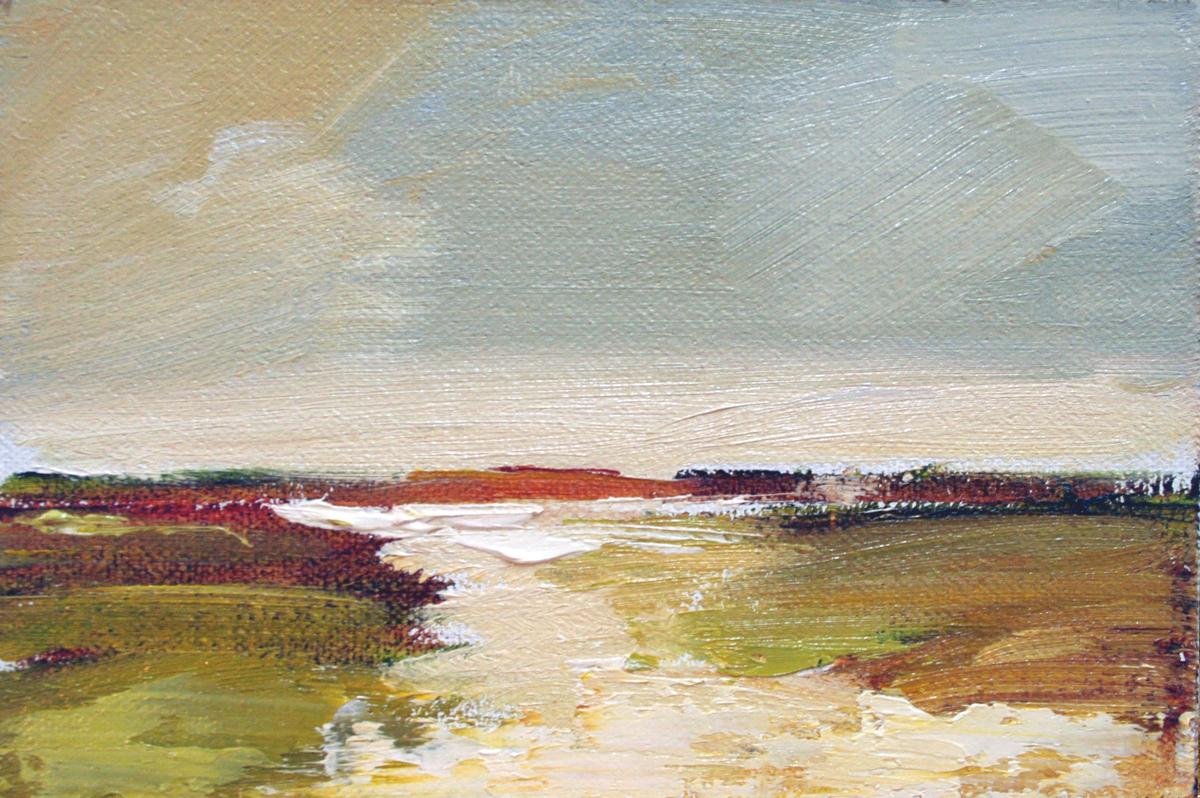 (Mini) Salt Marsh Ogunquit River  (large view)