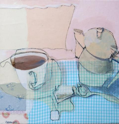 teapot & cup 1