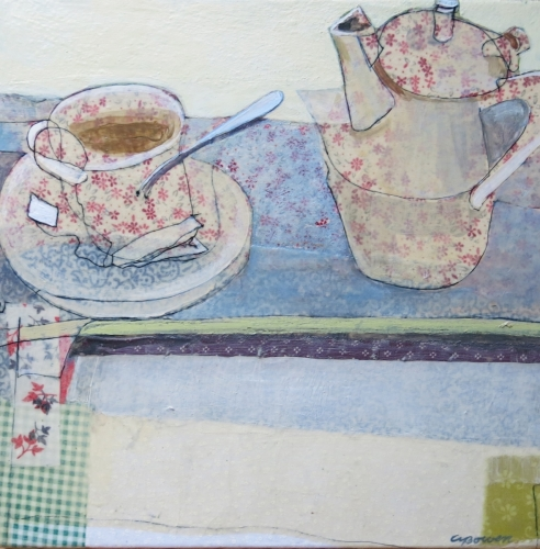 teapot & cup 2