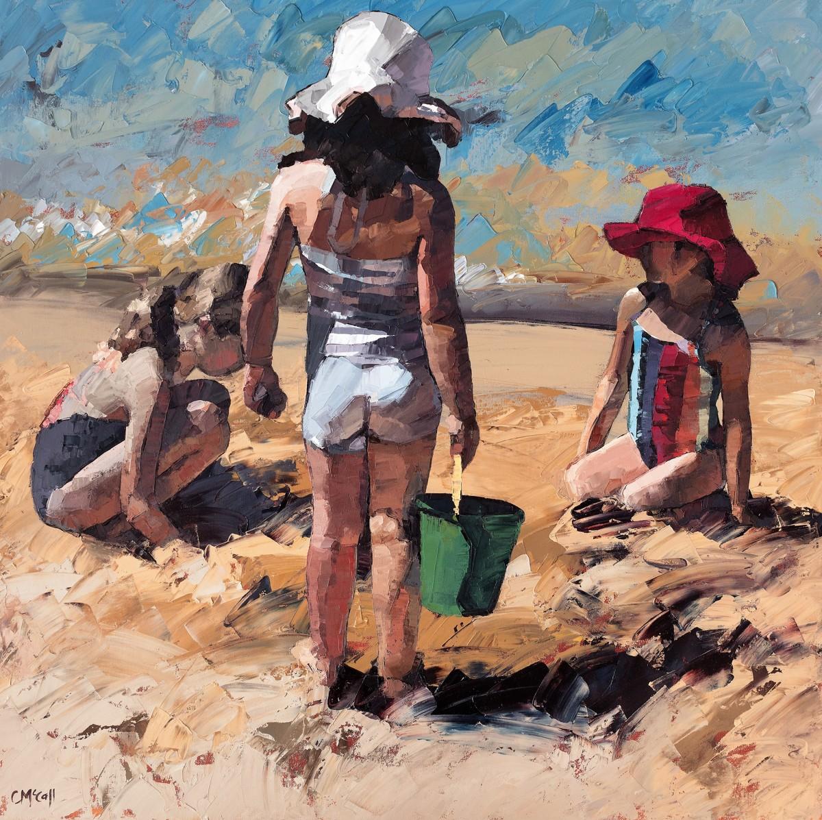 Sandcastles VII (large view)