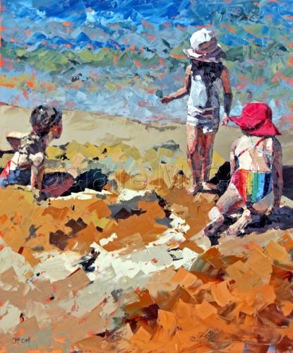 Sandcastles III