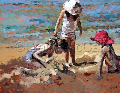 Sandcastles IV