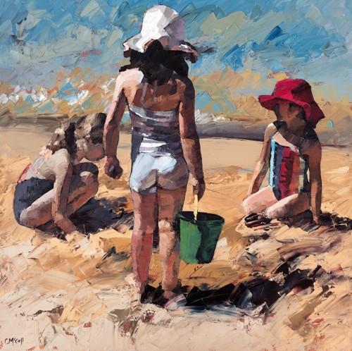Sandcastles VII