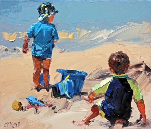 Sand Play Petite II