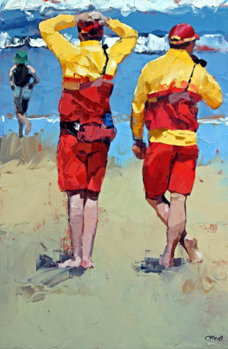 Two Lifeguards II