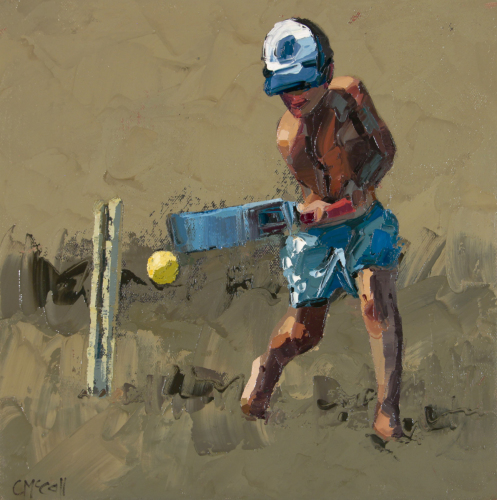 Beach Cricketer II