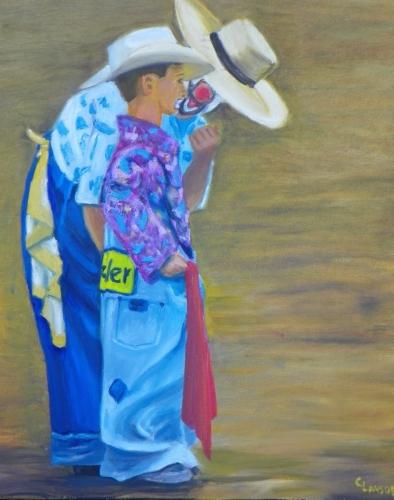 Rodeo Clowns #2