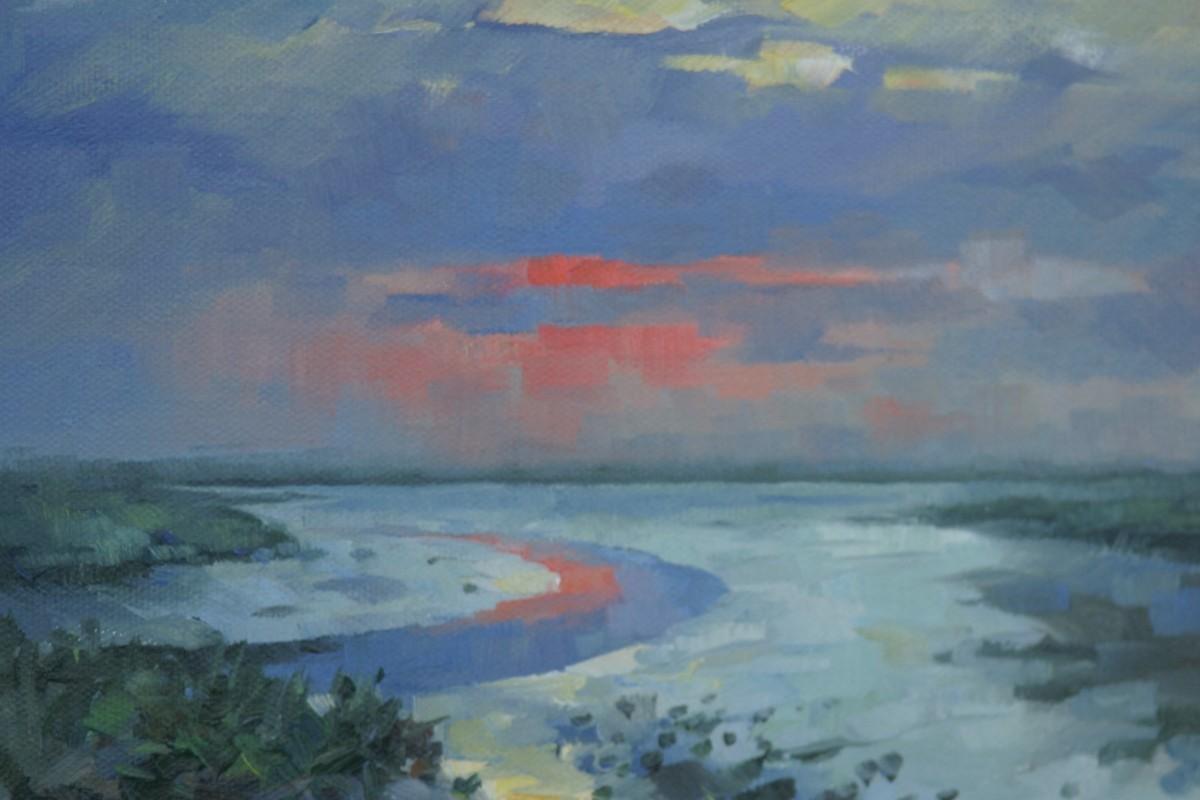 Sunrise Study (large view)