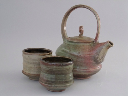 Willie Helix Tea Set (large view)