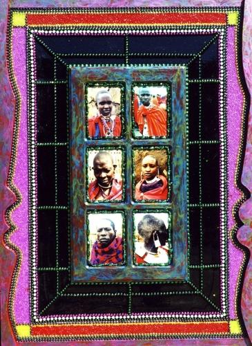Maasai Men #2