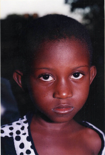 Tanzanian Girl