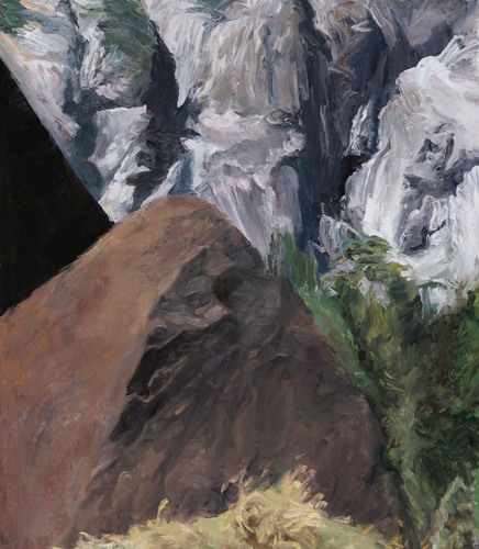 Rock Faces by Patty Neal