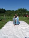 9:00 am   Subjects:  Judith and Rowan Mercer, Louisa Goodwin Location:  Bruderhof, Ulster Park, NY