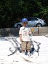 10:00 am  Subject:  Jasiah Kinyon, 4, Fisherman, Location:  River Road, Hudson River